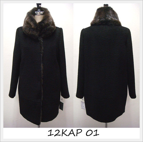 [Keosan Apparel] Luxury Coat for Women (12...